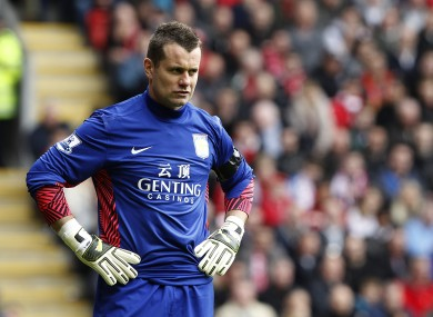 Will Shay Given be kept busy today?