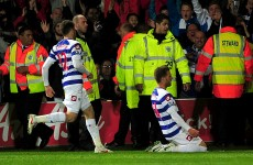 As it happened: QPR v Swansea, Premier League