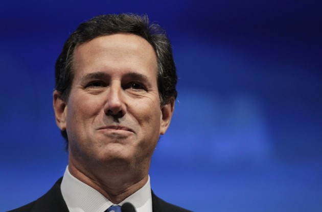 Santorum NRA