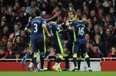 As it happened: Arsenal v Wigan Athletic, Premier League