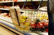 Eurozone inflation rate falls slightly in April