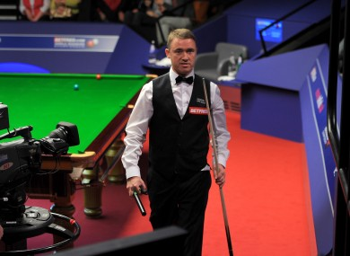 Hendry looks set for a place in the quarters.