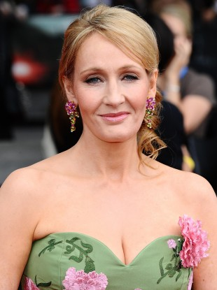 Author, JK Rowling, announces new book