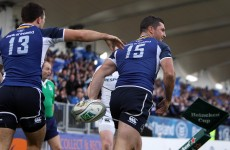 Proper order: Rob Kearney awarded Player of the Year by Leinster peers