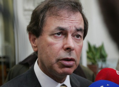 Minister Alan Shatter