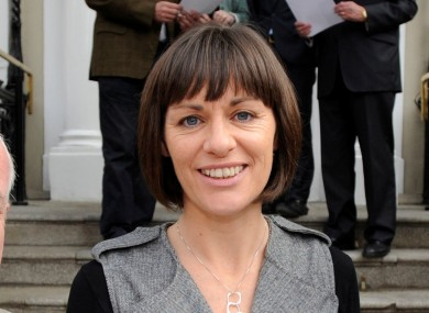 Aoife Kavanagh (File photo)