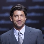 Patrick Dempsey rescued teenager from wrecked car in Malibu. (AP Photo/Markus Schreiber)
