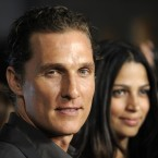 Matthew McConaghey resuscitated a woman at the Toronto Film Festival. (AP Photo/Chris Pizzello)
