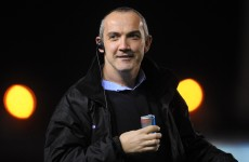 He led Quins to a first title yesterday and now Conor O'Shea wants more