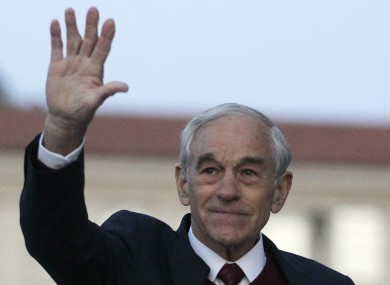 Ron Paul effectively ends presidential campaign · TheJournal.
