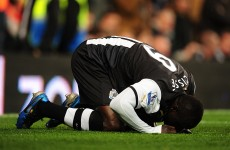 VIDEO: Papiss Demba Cisse just scored the goal of the season