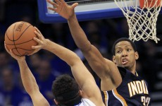 NBA: Indiana take lead on the road, Spurs and Grizzlies win at home