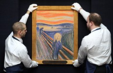 The Scream sets auction record with $119m sale