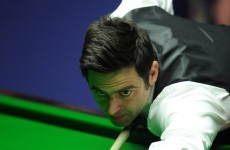 Rocket man: O'Sullivan takes 10-7 lead in world snooker final