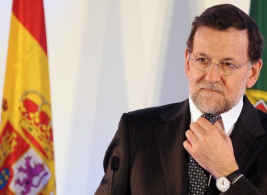 Mariano Rajoy wants to plug a 19bn gap in Bankia by giving it a government bond directly.