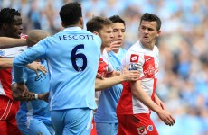 English FA hit Barton with 12-match ban