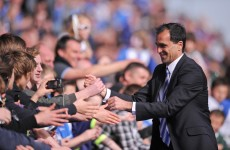 Wigan chief Whelan sets Martinez deadline