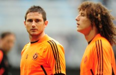 Lampard tells Munich to 'bring it on'