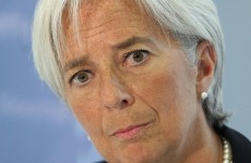 IMF chief Lagarde shows little sympathy for Greece