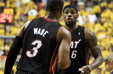 NBA wrap: Big two push Heat into conference final