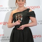 Monica Dolan at the BAFTA Television Awards 2012