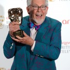Rolf Harris at the BAFTA Television Awards 2012