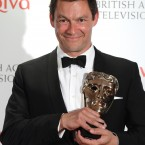 Dominic West at the BAFTA Television Awards 2012 last night