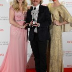 Holly Willoughby, Leigh Francis and Fearne Cotton at the BAFTA Television Awards 2012