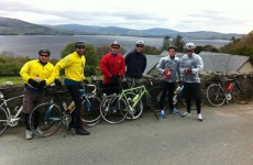 On your bike: Irish fans pedalling to Poland for a worthy cause