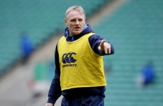 O'Brien and Healy deemed unfit to start for Leinster