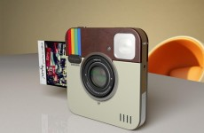 What if Instagram was a real camera? It is now…