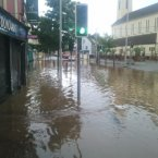 Blackpool in Cork this morning