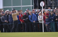 Harrington only two shots off the lead at Royal Portrush