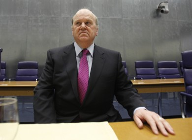 A Department of Finance spokesman said Michael Noonan was attending this year's Bilderberg Group in order to help promote inward investment.