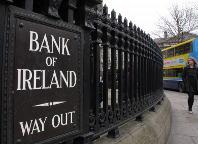 Bank of Ireland finds way out of UK project finance market