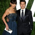The couples arriving at the 2012 Vanity Fair Oscar Party in Los Angeles in February (Photo: Vince Flores/UK Press/Press Association Images)