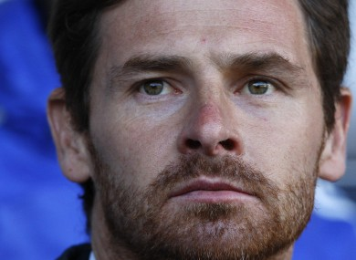 AVB: likely to be back in the Premier League.