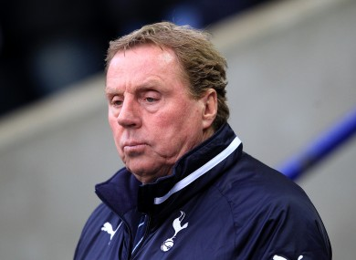 Redknapp led his side to a fourth-place finish last term.