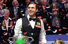 Ronnie O'Sullivan confirms break from snooker