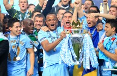 Man City start Premier League title defence against promoted Saints