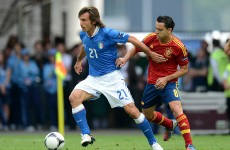 As it happened: Spain v Italy, Euro 2012