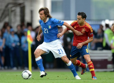 Italy v Spain was one of a number of enthralling games in Poland and Ukraine.