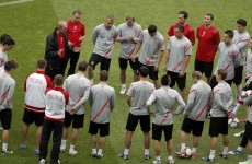 Politics off menu for Poland as Russia match looms