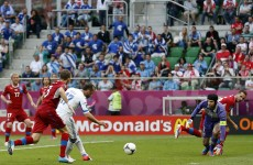 As it happened: Greece v Czech Republic, Euro 2012