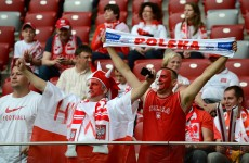As it happened: Poland v Russia, Euro 2012