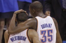King Kev! Durant schools LeBron in fourth-quarter masterclass