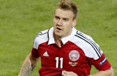 Paddy Power to cover Bendtner's underpants fine