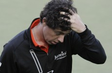 Home comfort: Rory McIlroy aims to find form for Irish Open title tilt
