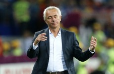 Wave goodbye: Van Marwijk resigns as Netherlands coach
