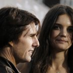 The couple photographed in March 2011 at the premiere of The Kennedys (AP Photo/Matt Sayles)